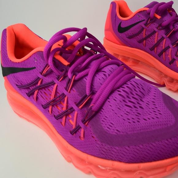 timeless design 0e81f 2a288 Nike Air Max 2015 Women s Running Shoes 698903-500